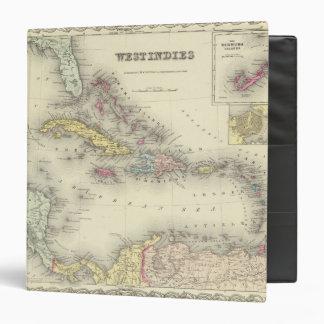 West Indies 13 3 Ring Binders