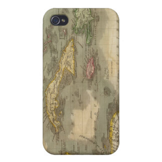 West Indies 19 Cover For iPhone 4