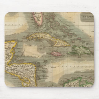 West Indies 19 Mouse Pad