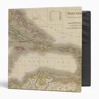West Indies 22 Vinyl Binder
