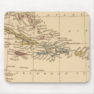 West Indies 22 Mouse Pad