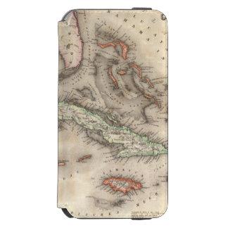 West Indies 2 iPhone 6/6s Wallet Case