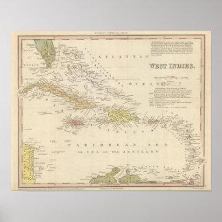 West Indies 2 Poster