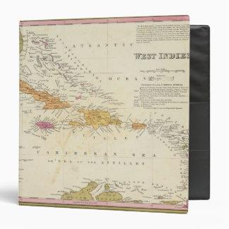 West Indies 4 Vinyl Binder