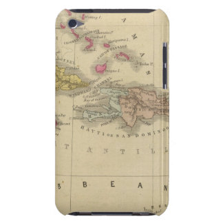 West Indies 5 iPod Touch Case-Mate Case