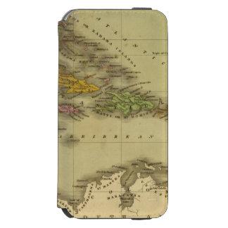 West Indies 6 iPhone 6/6s Wallet Case