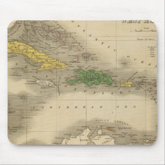 West Indies 7 Mouse Pad