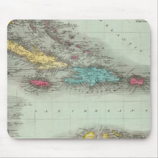 West Indies 8 Mouse Pad