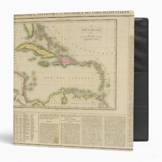 West Indies 9 Vinyl Binder