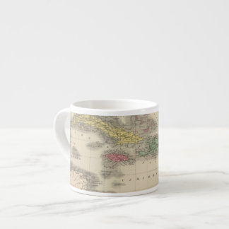West Indies 9 Espresso Cup