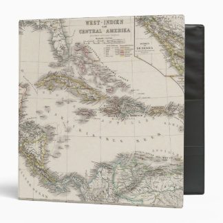 West Indies and Central America Binder