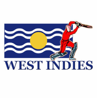 West Indies Cricket Player Cutout