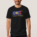 West Indies Cricket Player Tee Shirt