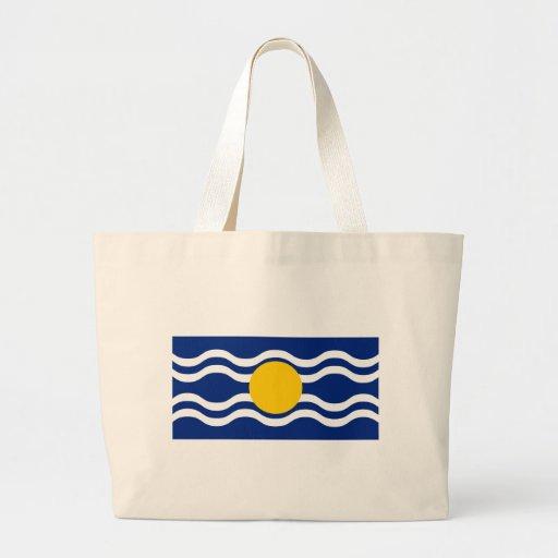 West Indies Flag (1958) Tote Bag