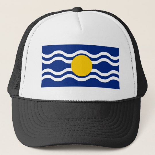 West Indies Flag 1958 Trucker Hat