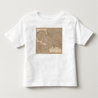 West Indies Map by Arrowsmith Shirts