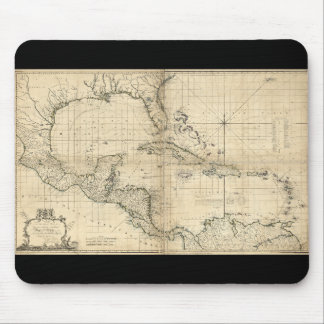 West Indies Map by T. Bowen & J. Speer (1774) Mouse Pad