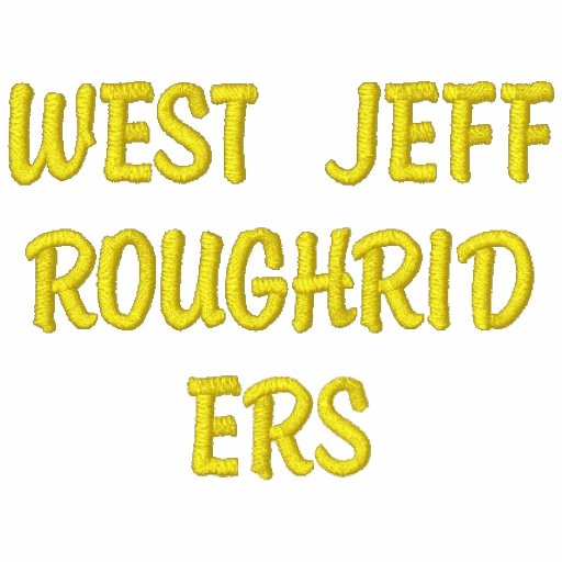WEST JEFF ROUGHRIDERS