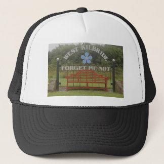 West Kilbride Forget me not Trucker Hat