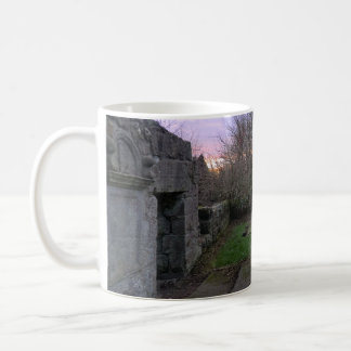 West Kirk Ruins: Outlander's Black Kirk Coffee Mug