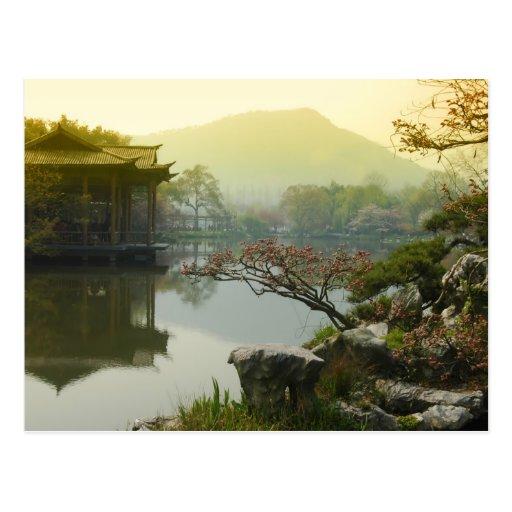 west lake, China Postcards