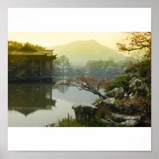 west lake, China Poster