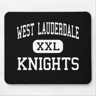 West Lauderdale - Knights - High - Collinsville Mouse Pad