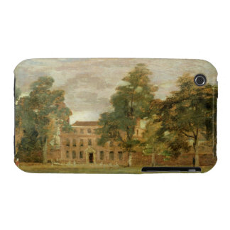 West Lodge, East Bergholt (oil on paper laid on pa Case-Mate iPhone 3 Cases