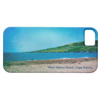 West Mabou Beach, Cape Breton iPhone SE/5/5s Case
