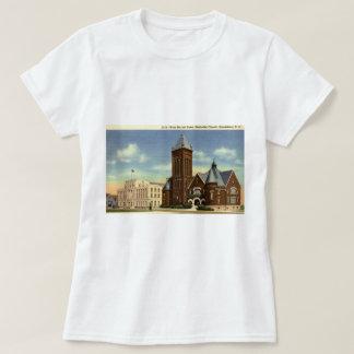 West Market Street, Greensboro NC Vintage T-Shirt