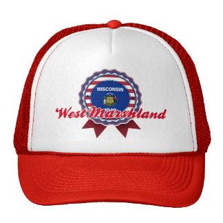 West Marshland, WI Mesh Hat