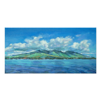 West Maui Print