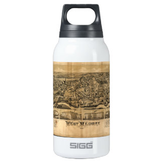 West Medway Massachusetts (1887) Insulated Water Bottle