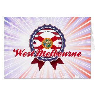 West Melbourne, FL Greeting Card