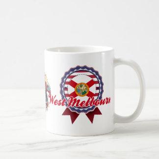 West Melbourne, FL Coffee Mugs