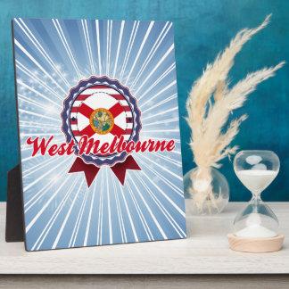 West Melbourne, FL Plaques