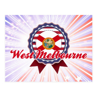 West Melbourne, FL Post Card