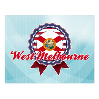 West Melbourne, FL Postcards