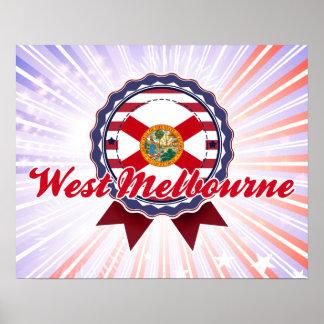 West Melbourne, FL Poster