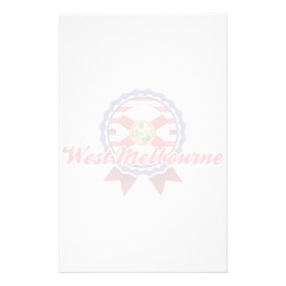 West Melbourne, FL Personalized Stationery