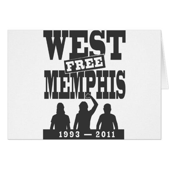 West Memphis Three Card