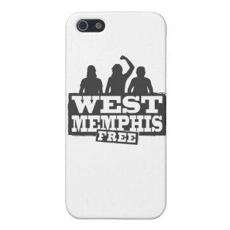 West Memphis Three iPhone 5 Cover