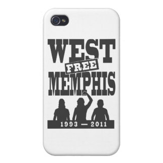 West Memphis Three Cases For iPhone 4