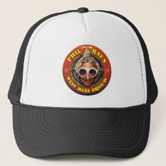 West Mesa Drive-In Logo Trucker Hat