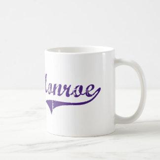 West Monroe Louisiana Classic Design Coffee Mug