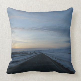 WEST MORTON,ND THROW PILLOW