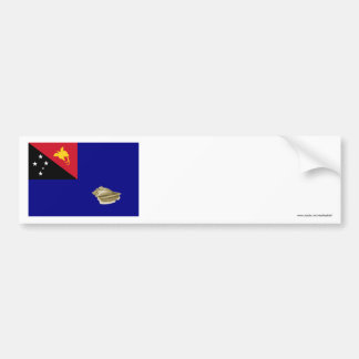 West New Britain Province, PNG Bumper Stickers