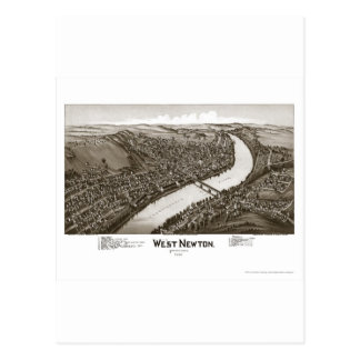 West Newton Postcard