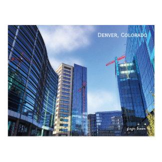 West Of Downtown Denver, Central Platte Valley Postcard