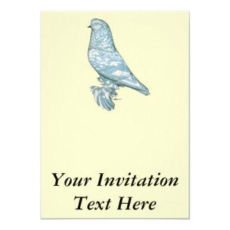 West of England Tumbler:  Lavender Mottle Card